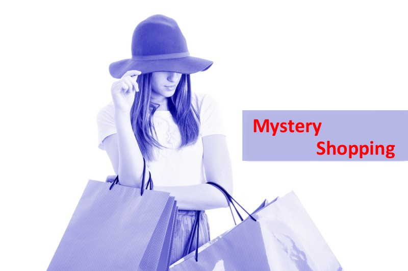 mystery shopping OK 800